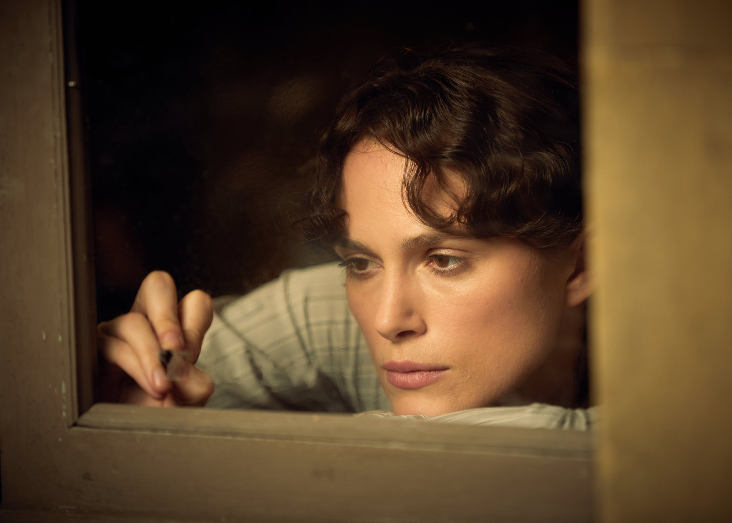 Keira Knightley's Colette locked in room and forced to work by husband in disturbing scenes