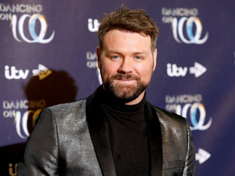 Dancing On Ice's Brian McFadden at risk of quitting show over painful back injury