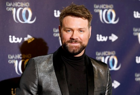 Brian McFadden is convinced that Westlife don't like him
