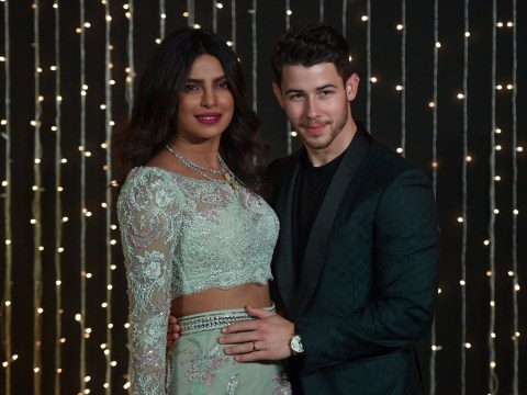 Priyanka Chopra says she 'freaked out' and had a panic attack right before walking down the aisle