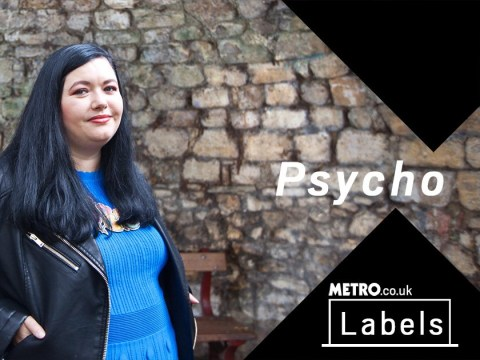 My Label and Me: I didn't talk about my mental health in case people called me a psycho