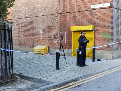 Two teenagers arrested on suspicion of murder after North London stabbing