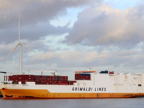 Stowaways 'threw poo and urine to hijack cargo ship and divert it to UK'
