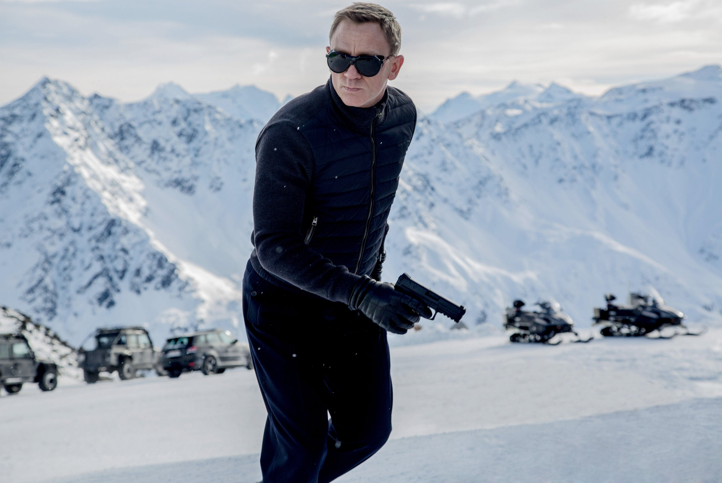 James Bond 25 new 'title' leaks as Eclipse and thank God it's not Shatterhand