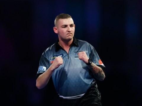 Debutant Nathan Aspinall into PDC World Championship quarter-final after ousting Devon Petersen