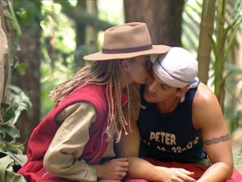 Peter Andre kept his I'm A Celebrity uniform for 'years' following Katie Price romance