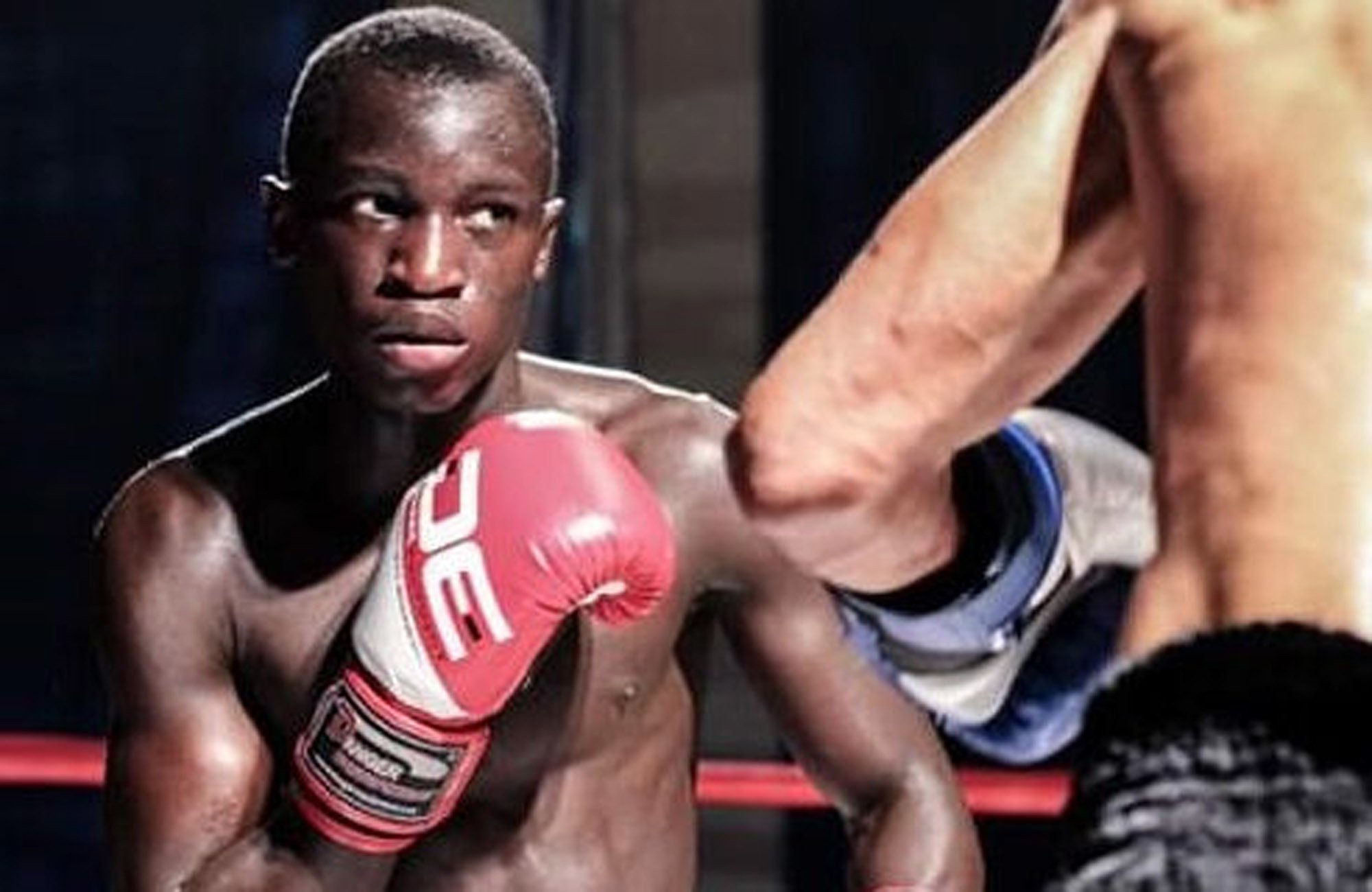 Undated Metropolitan Police handout photo of Wilham Mendes, 25, a keen boxer who has been named as the victim of a fatal stabbing in Tottenham, north London, on December 22. PRESS ASSOCIATION Photo. Issue date: Monday December 24, 2018. See PA story POLICE Haringey. Photo credit should read: Metropolitan Police/PA Wire NOTE TO EDITORS: This handout photo may only be used in for editorial reporting purposes for the contemporaneous illustration of events, things or the people in the image or facts mentioned in the caption. Reuse of the picture may require further permission from the copyright holder.