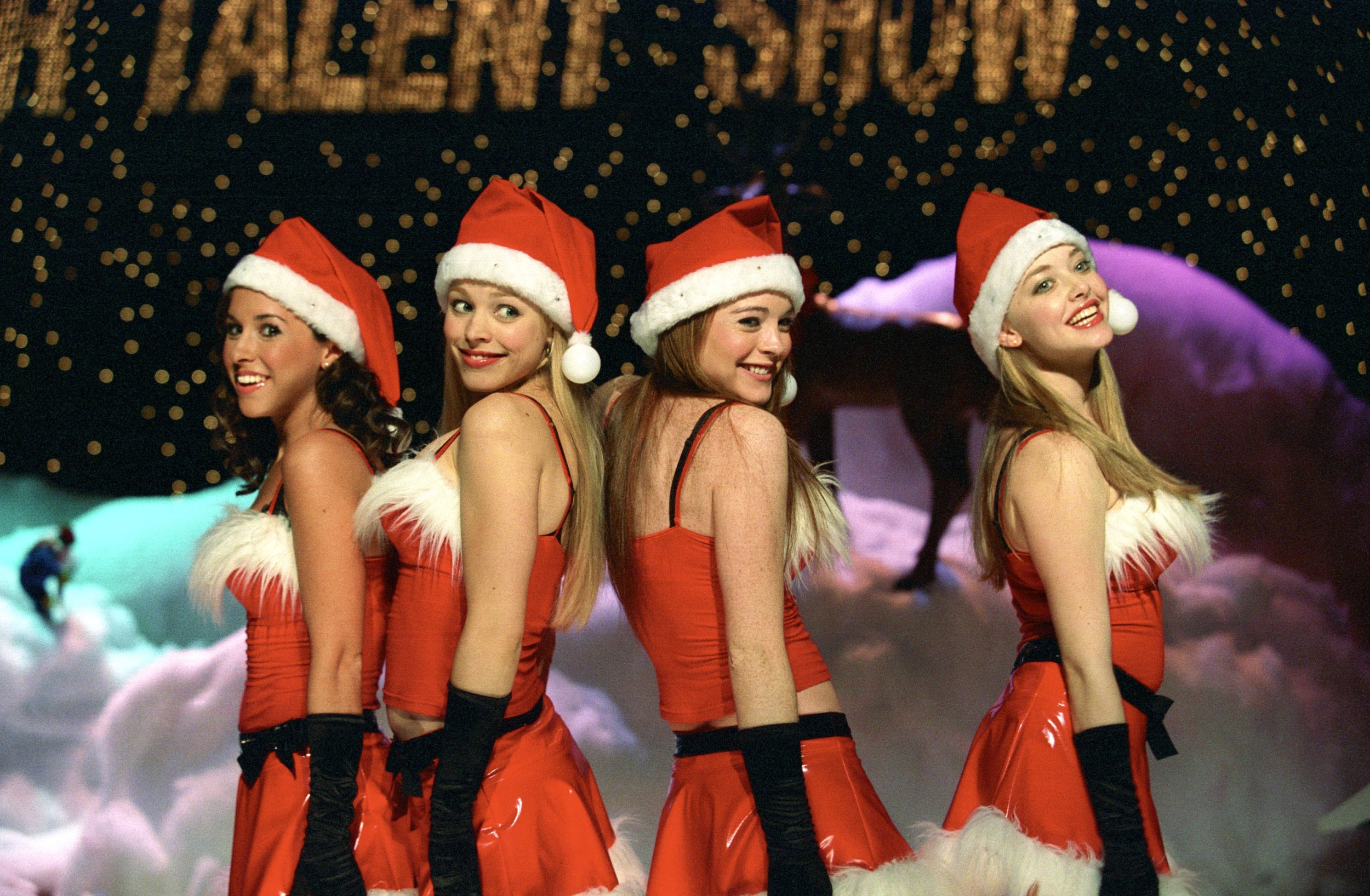 Why Mean Girls is the sort-of-festive movie to trick your family into watching if you hate Christmas films