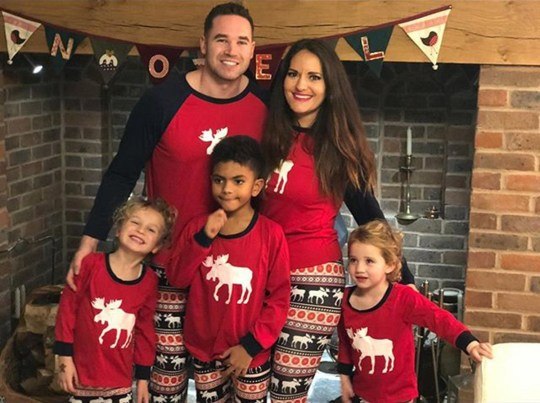 Looks like Kieran Hayler got the kids after Katie Price 'was meant to have them' Credit: officialkieranhayler
