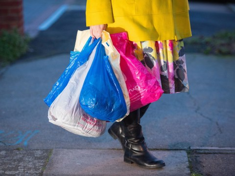 Shoppers now face 10p charge for bags in bid to beat plastic consumption