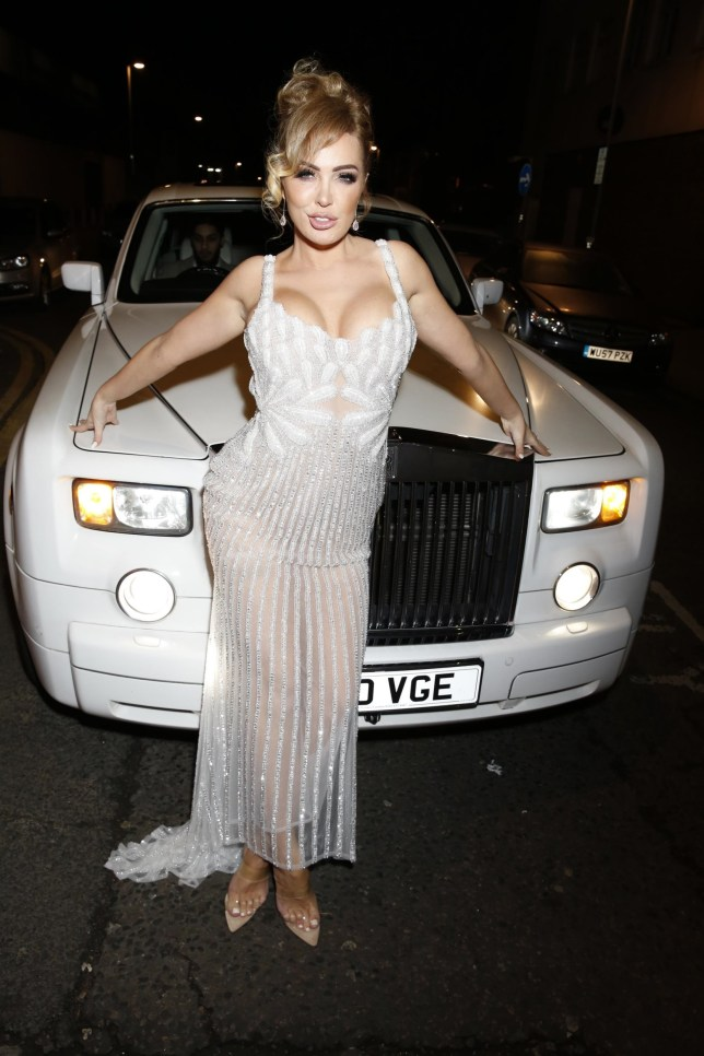 BGUK_1443608 - London, UNITED KINGDOM - Aisleyne Horgan-Wallace 40th Birthday Party at Tarshish,Wood Green Pictured: Aisleyne Horgan-Wallace BACKGRID UK 27 DECEMBER 2018 BYLINE MUST READ: Andy Barnes / BACKGRID UK: +44 208 344 2007 / uksales@backgrid.com USA: +1 310 798 9111 / usasales@backgrid.com *UK Clients - Pictures Containing Children Please Pixelate Face Prior To Publication*