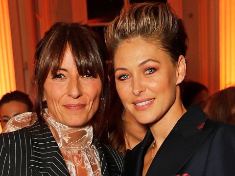 Emma Willis would love to have been mentored by Davina McCall