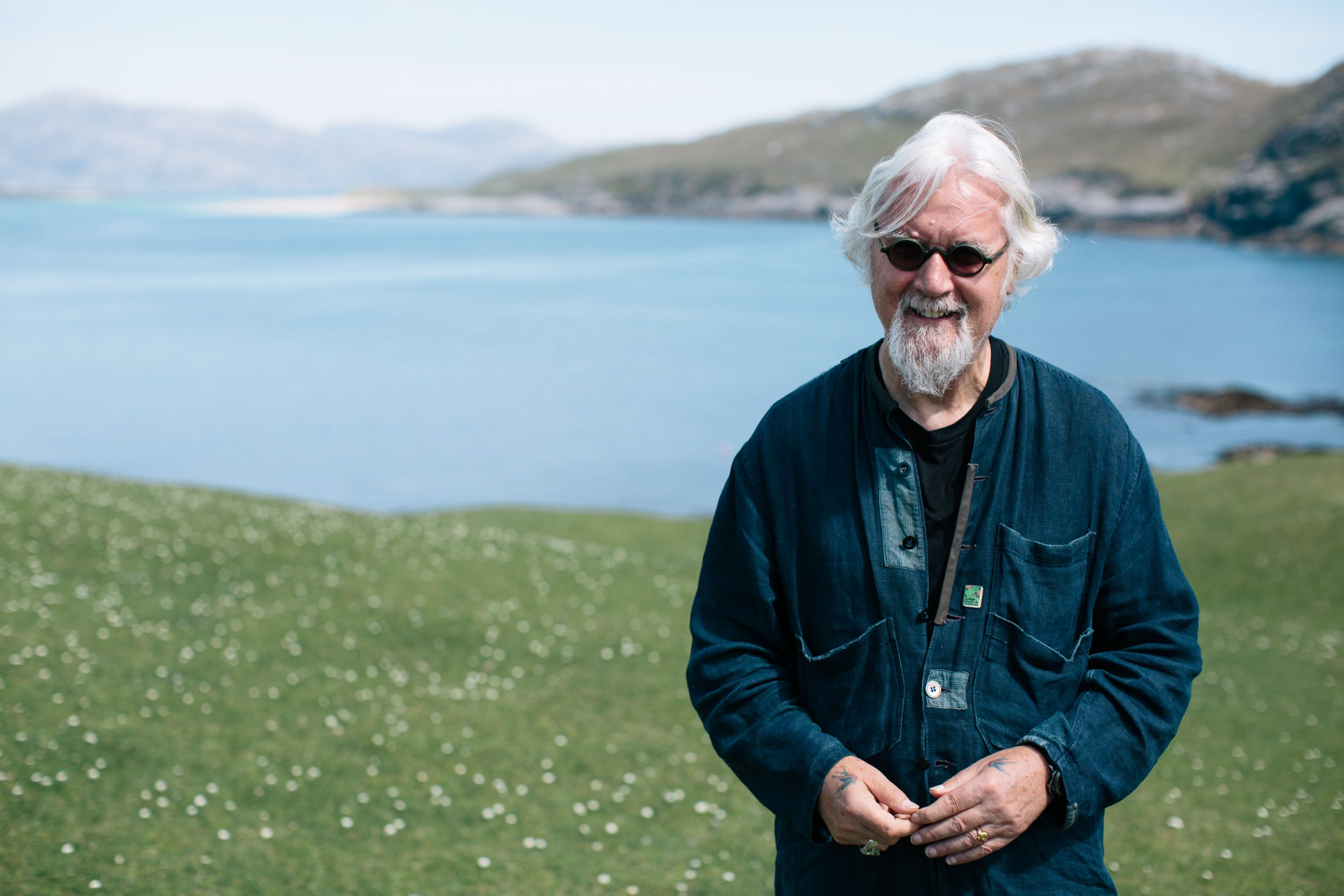 What time is Billy Connolly Made In Scotland on BBC Two tonight?