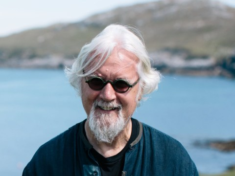 Billy Connolly insists he's 'not dying' as he apologises for depressing fans