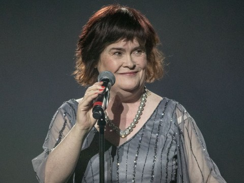 Defiant Susan Boyle says she has 'something to prove' ahead of America's Got Talent: The Champions return
