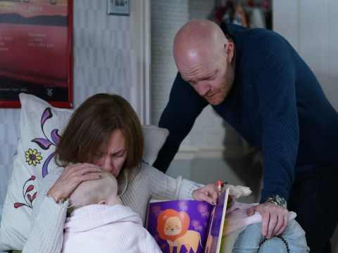 EastEnders spoilers: Rainie Branning hides how ill she is to get closer to Max