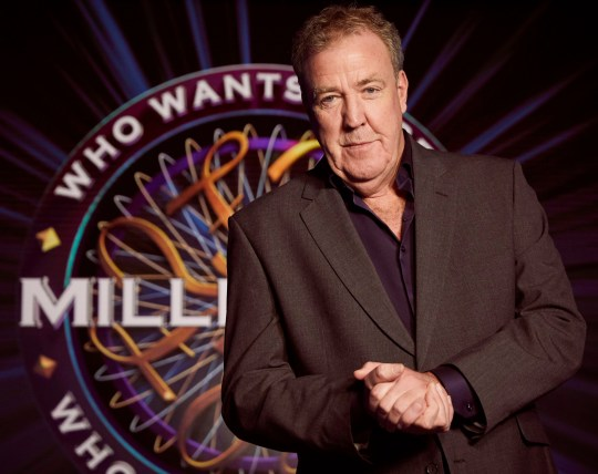 Jeremy Clarkson willing to fork out cash if he causes Who Wants To Be A Millionaire to lose money