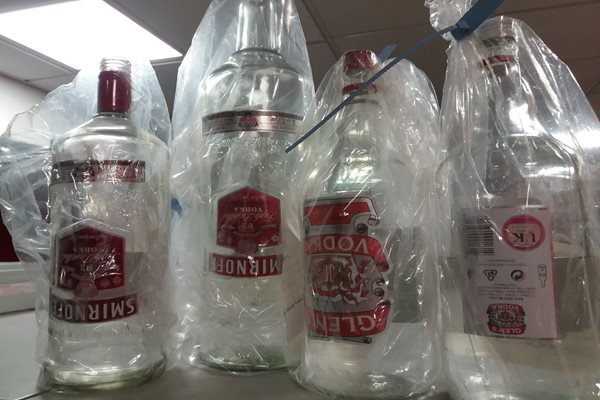 Fake booze warning for New Year's Eve revellers picture: LGA supplied