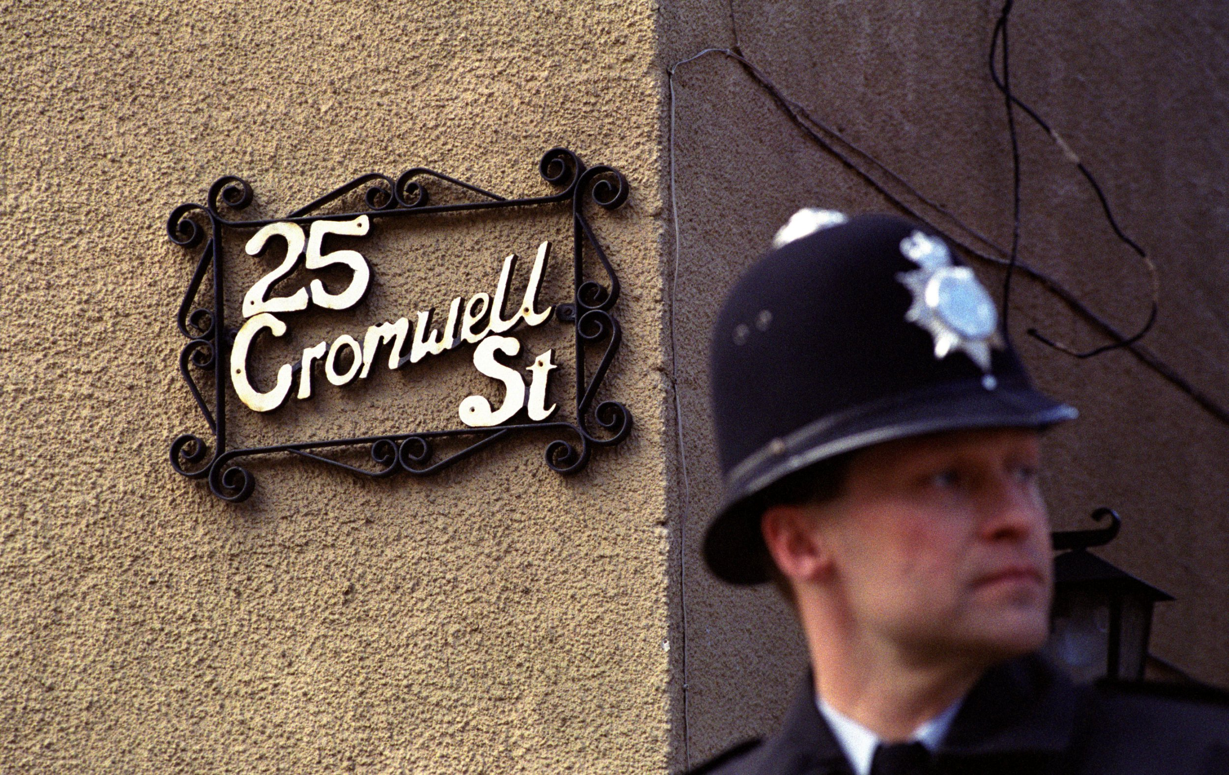 Where did Fred and Rosemary West live and where is their house of horrors?
