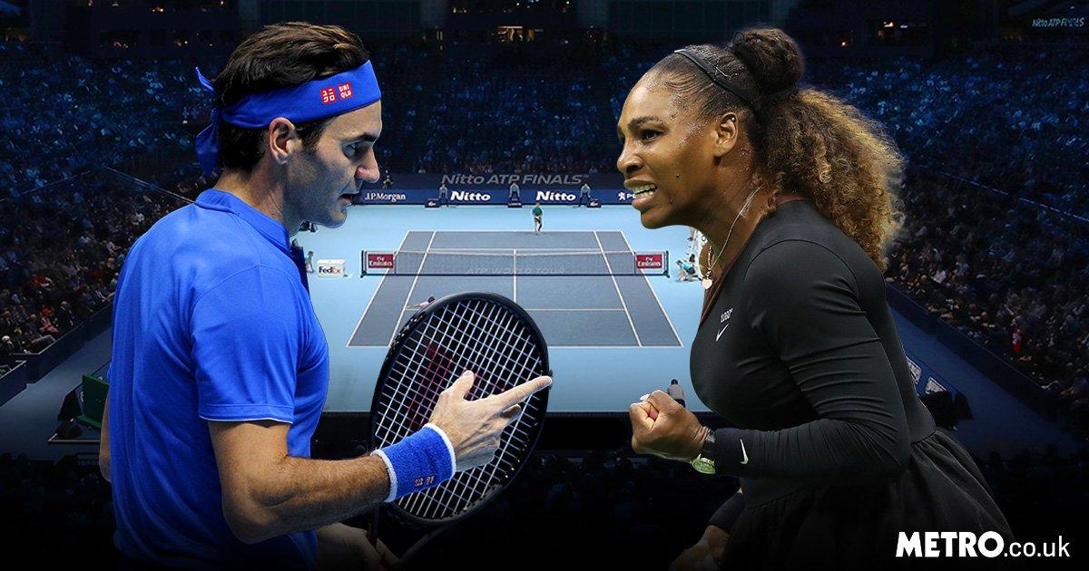 Serena Williams and Roger Federer clash provides dream start for 2019