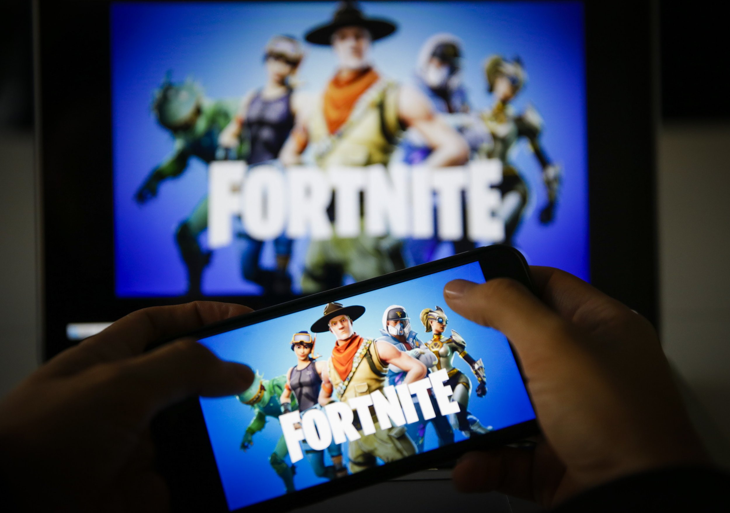 Are criminals using the hit game Fortnite to launder money?