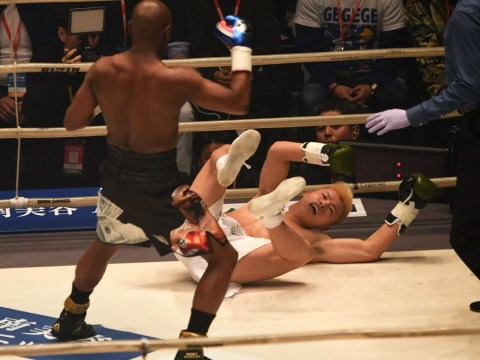 Conor McGregor trolls Floyd Mayweather's knockout of Tenshin Nasukawa at RIZIN 14