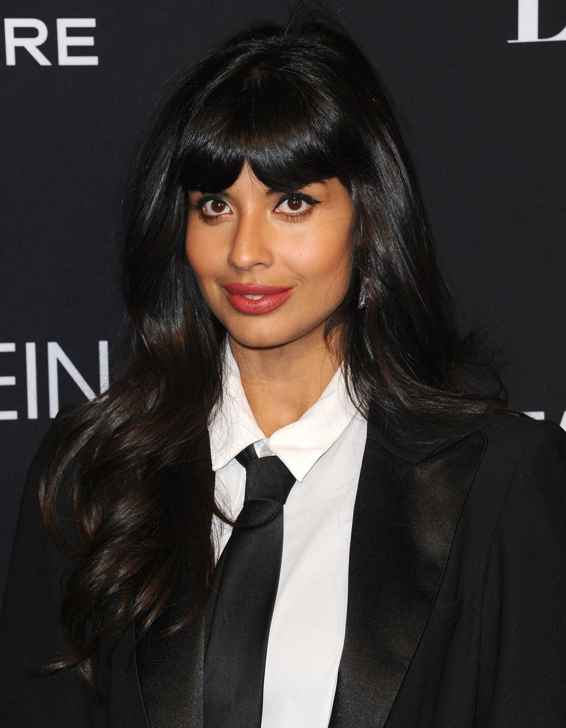 Mandatory Credit: Photo by Startraks Photo/REX/Shutterstock (9933706ch) Jameela Jamil Elle Women in Hollywood, Arrivals, Los Angeles, USA - 15 Oct 2018 25th Annual Elle Women in Hollywood Celebration