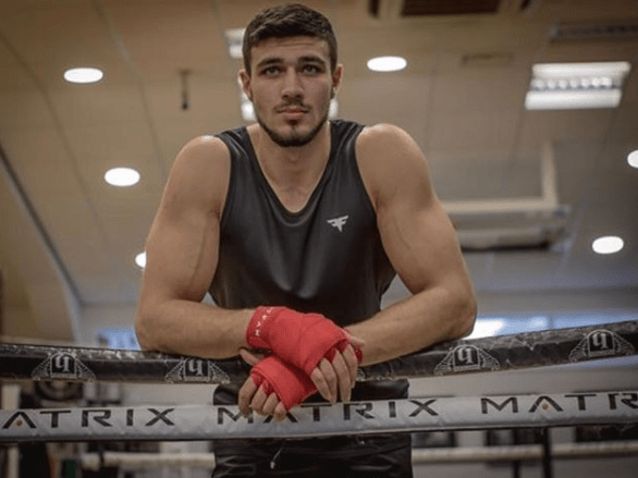 Tommy Fury fight diary: I'll soon move out from Tyson Fury's shadow