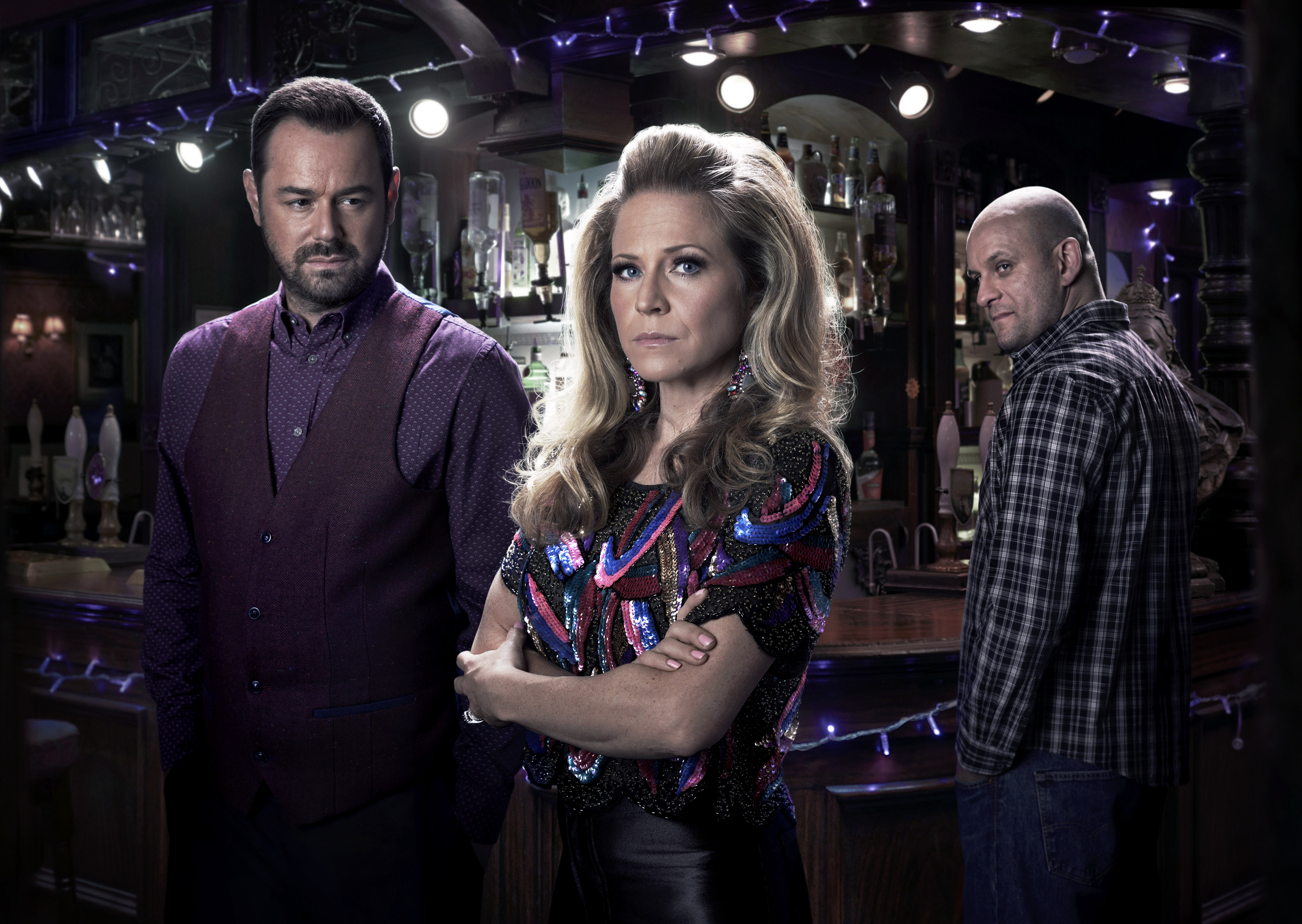 EastEnders spoilers: Can Mick and Linda Carter's marriage survive the truth?