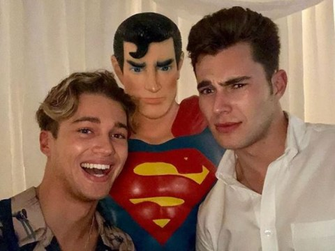 Strictly's AJ Pritchard praises brother Curtis as 'real-life superhero' after horrific nightclub attack