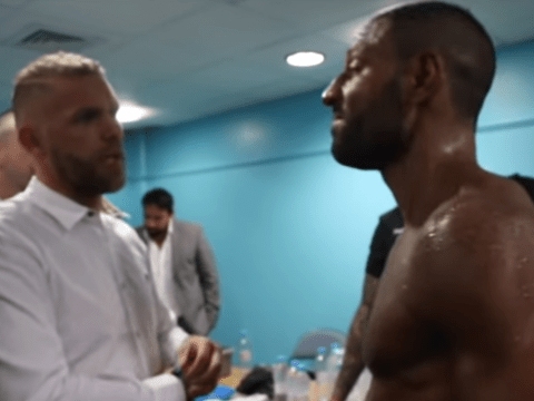 What Billy Joe Saunders told Kell Brook about Amir Khan after Zerafa fight
