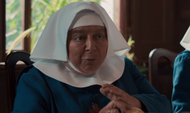 Miriam Margoyle on Call the Midwife