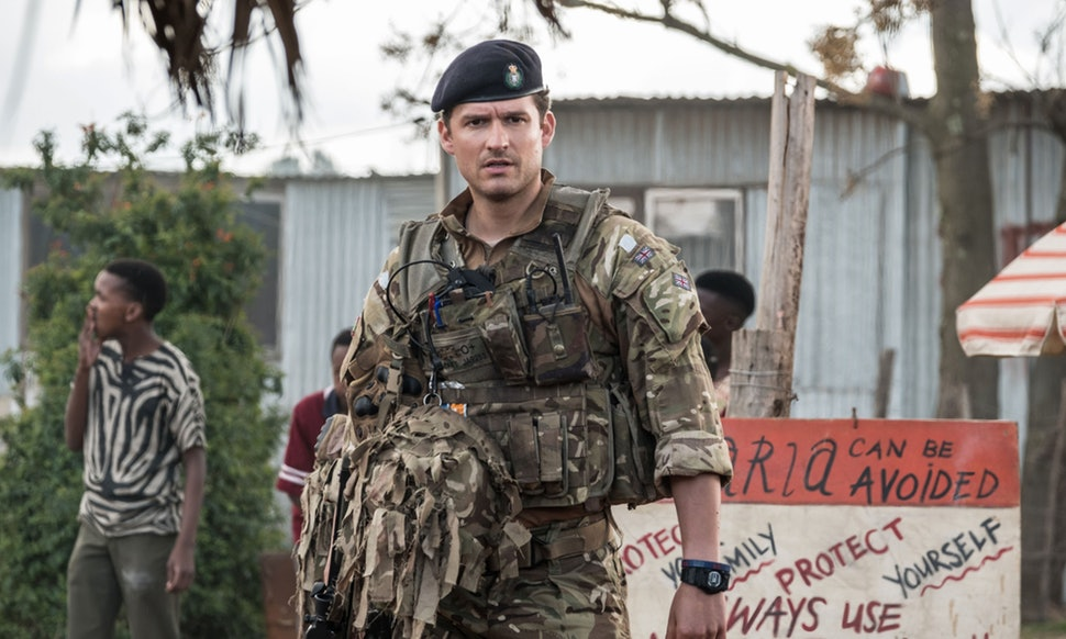 Our Girl's Ben Aldridge rules out series 5 return for Captain James – claims Michelle Keegan's contract has expired