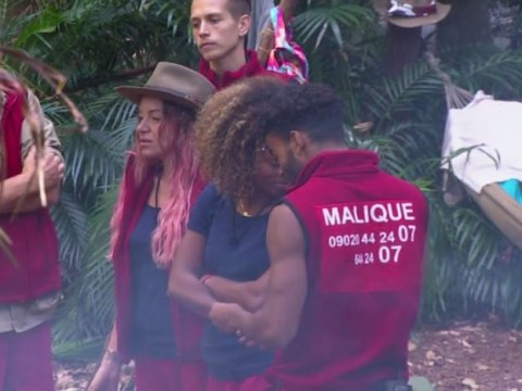 I'm a Celebrity 2018: Has Malique Thompson-Dwyer managed to sneak a phone into camp?