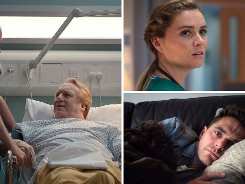 7 Casualty spoilers: Will Charlie find out about Duffy's fling?