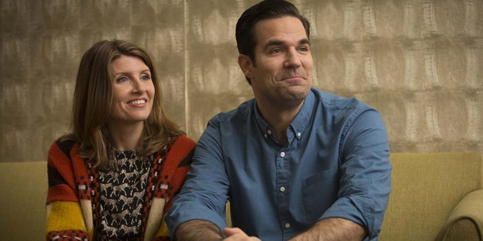 Sorry Catastrophe fans – series 4 will be its last 'for now'