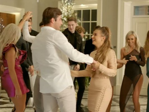 Dani Dyer and Jack Fincham swap gifts in Love Island Christmas special before split