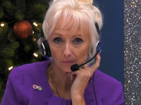 'The good days outweigh the bad': Debbie McGee opens up about grief in emotional scenes on Celebrity Call Centre