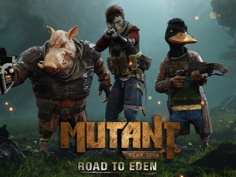 Mutant Year Zero: Seed Of Evil Switch review – very a-moose-ing