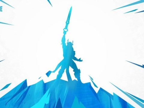 Fortnite reveals a sword is being added to the game