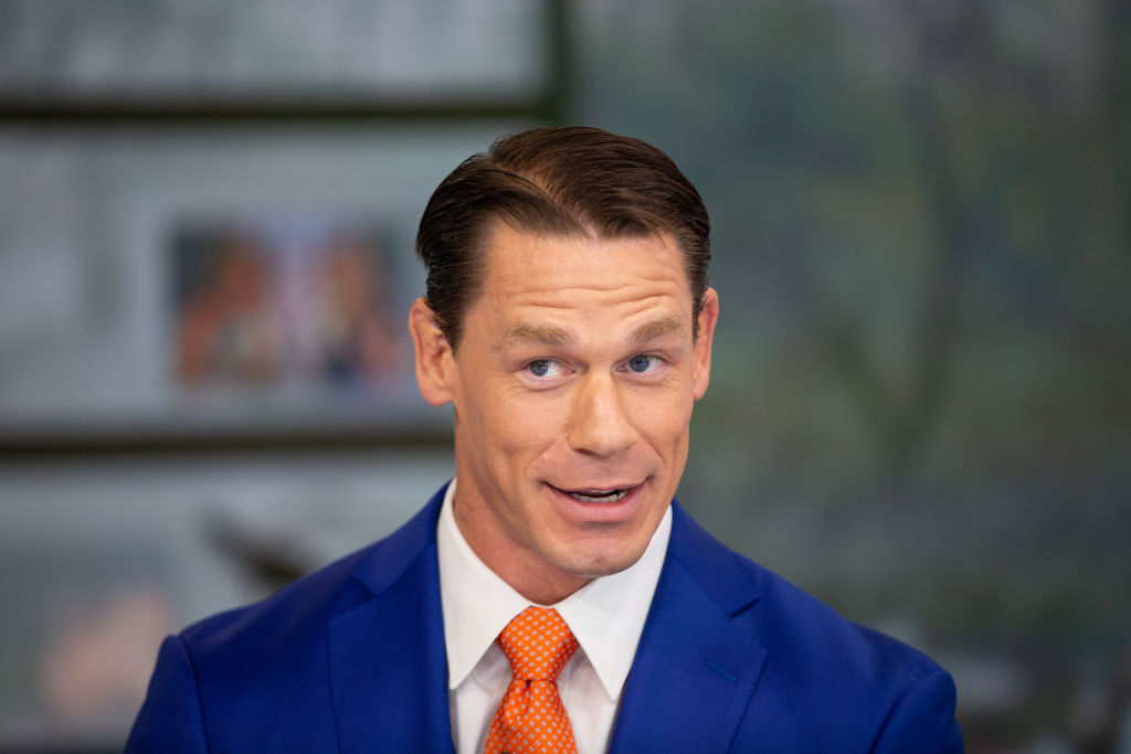 John Cena feels 'uncomfortable' with growing his hair after sporting a buzzcut for over 40 years
