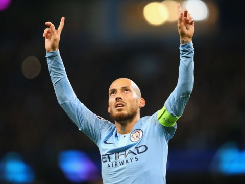 David Silva open to extending Manchester City contract to 2021