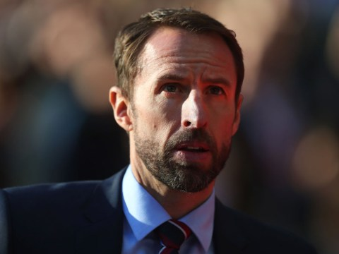 Gareth Southgate reacts to UEFA Nations League semi-final draw as England face Netherlands