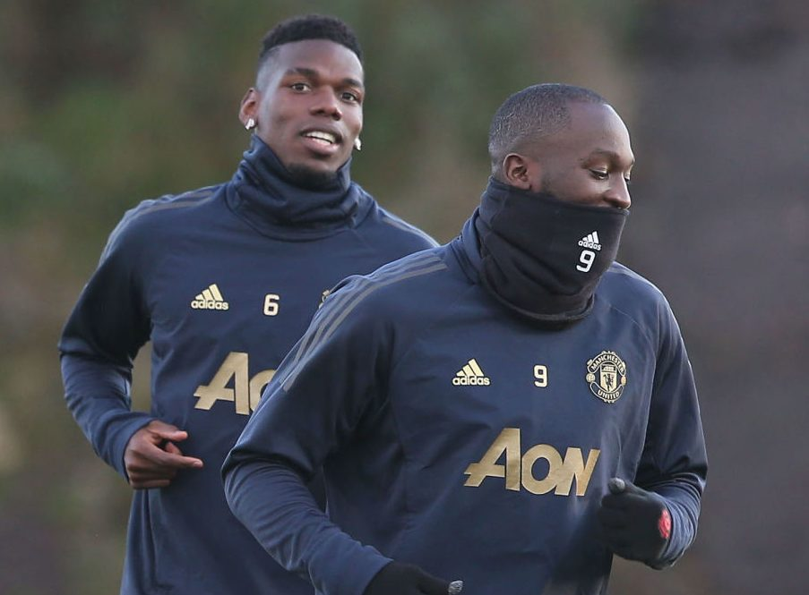 Jose Mourinho explains why he dropped Romelu Lukaku and Paul Pogba for Arsenal clash