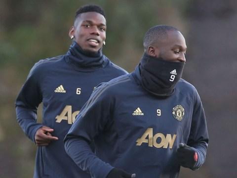Jose Mourinho explains why he dropped Romelu Lukaku and Paul Pogba for Arsenal clash