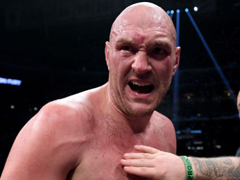 Tyson Fury snaps back at Deontay Wilder after rematch is postponed
