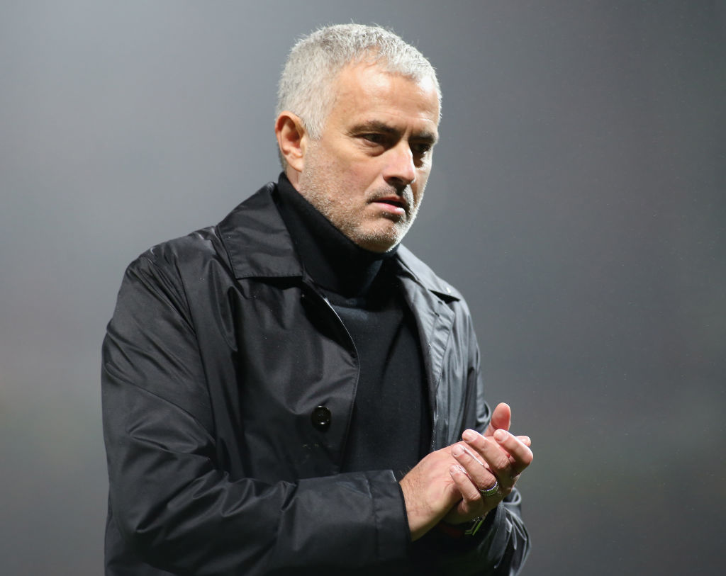 Jose Mourinho sends message to Ed Woodward after Manchester United draw with Arsenal