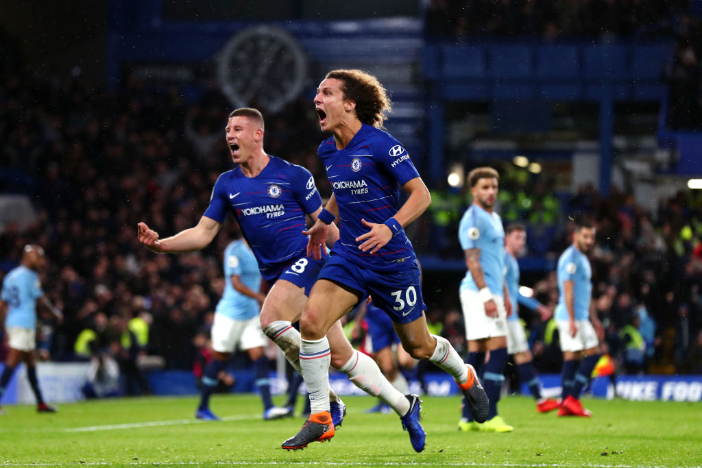 N'Golo Kante stars as Chelsea sacrifice Sarri-ball to end Man City's unbeaten run