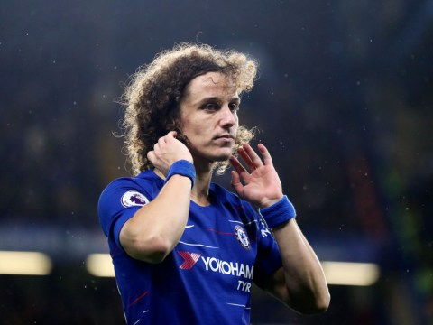 David Luiz hits back at critics after Man of the Match performance against Manchester City