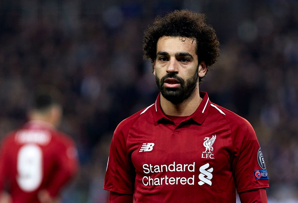 Mohamed Salah outlines his 'first target' at Liverpool this season